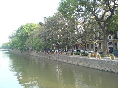 Shamian Island - One of Guangzhou's Nicest Places