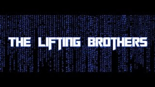 Bodybuilding & Powerlifting - The Lifting Brothers Intro