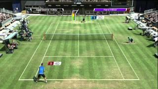 Virtua Tennis 4 - Online Ranked