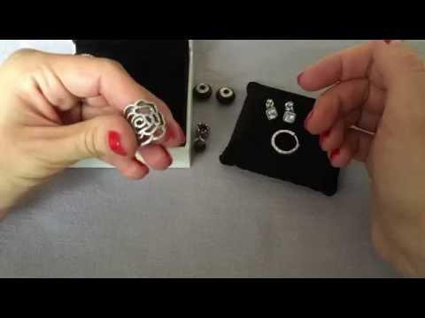 Pandora серьги и кольца. Что не стоит брать в Pandora