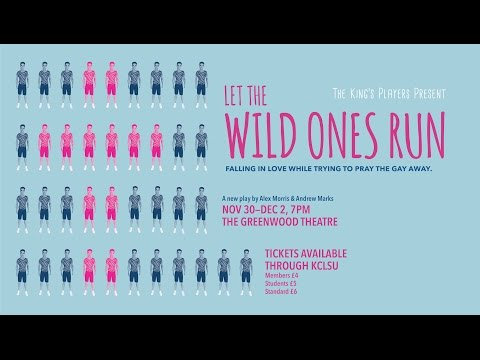 Let the Wild Ones Run - The Greenwood Theatre - December 1st, 2016