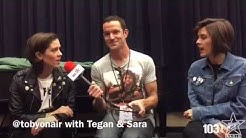 Tegan and Sara Weigh in on the Banjo Bowl