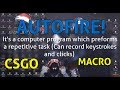 How To Use Macro In CSGO/Any Game | Autofire | Gaming With Zahin