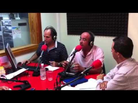 Entrevista Jerónimo Guedes Radio Dunas