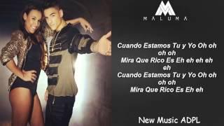 Maía - Fiesta de Verano ft. Maluma (Letra/Lirics) 2015