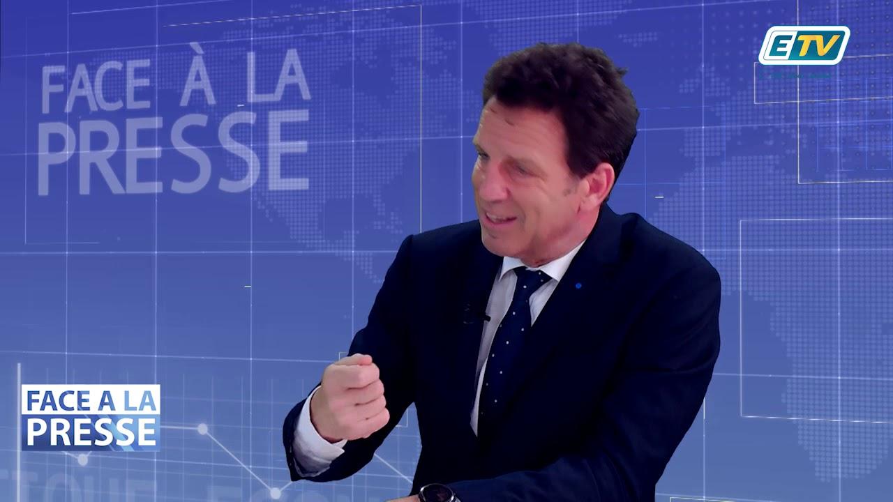 FACE A LA PRESSE avec Geoffroy Roux de Bézieux - Partie 1 - Président du MEDEF
