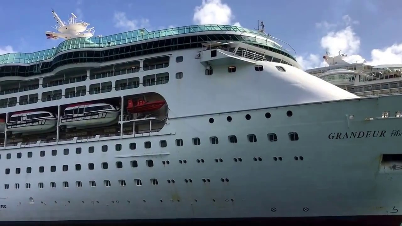Grandeur Of The Seas Cruise Ship By Royal Caribbean YouTube - Granduer of the seas