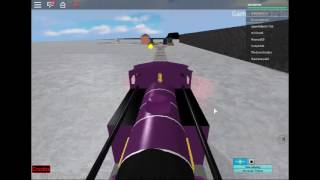 THOMAS & FRIENDS!!!!!| Roblox thomas and friends