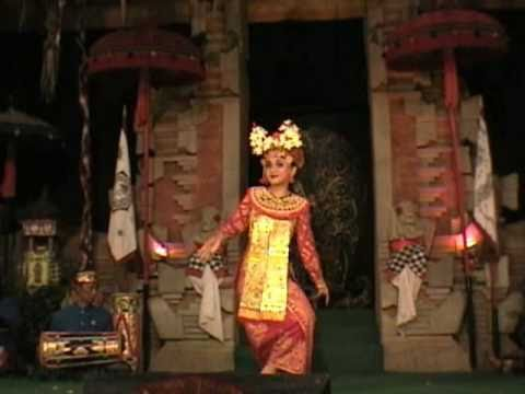 [BALI] Legong Kraton (Gunung Sari) vol.1 [GAMELAN]
