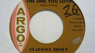 Clarence Frogman - Henry Little Suzy