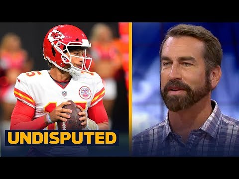 Rob Riggle talks FOX NFL Sunday and the Kansas City Chiefs going into 2018  NFL  UNDISPUTED