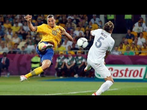 Zlatan Ibrahimovic-Top 20 World Class Goals