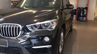 BMW X1 18i sDrive 2018 Xline Version  F48 Review