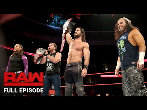 WWE RAW Full Episode - 11 September 2017