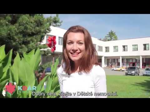 Průvodce anesteziologickou ambulancí v Dětské nemocnici FN Brno streaming vf