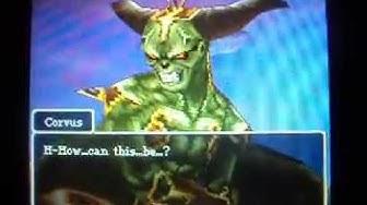 Dragon Quest IX -AZANPWNAGE/Empoleo926's Request- Celestial Fisticuffs