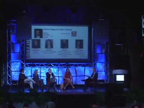 NATPE 2011 || Kevin Beggs & Cable Friends