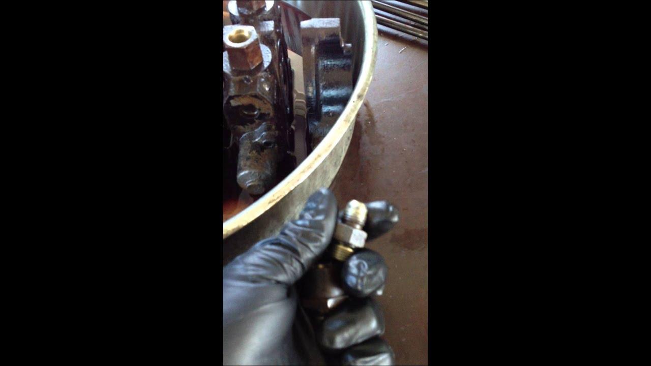 jerr dan rollback hydraulic issues valve body rebuild [ 1280 x 720 Pixel ]