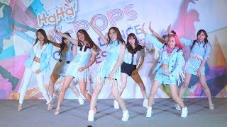 https://www.facebook.com/MelodycoverSNSD HaHa K-POPS Cover Dance Co...