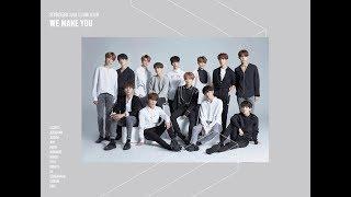 [TEASER] SEVENTEEN JAPAN 1ST MINI ALBUM「WE MAKE YOU」初回限定盤B Blu-ray