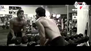 Motivation Greg Plitt: Ты жив ровно столько, сколько тебя помнят (RUS Sportfaza)