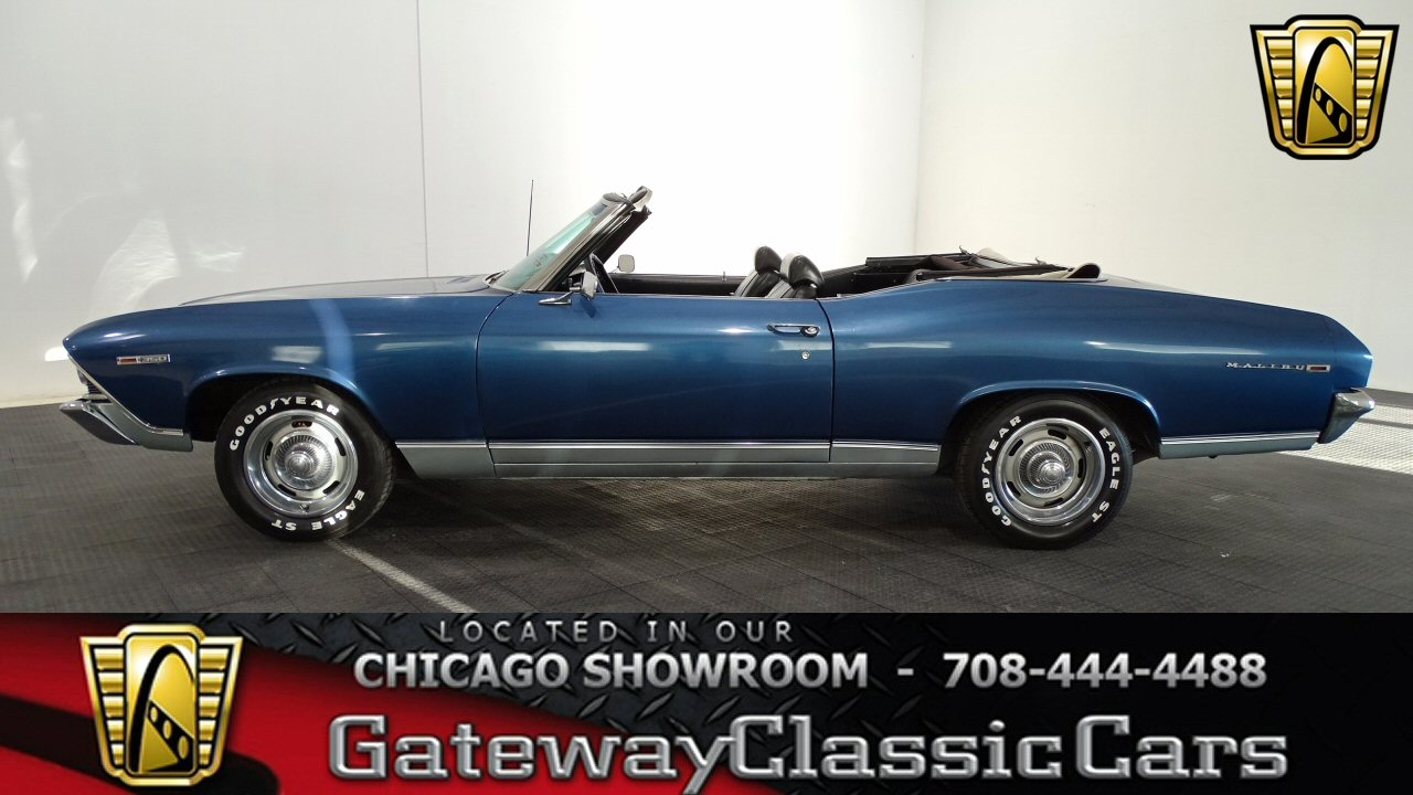 1969 Chevrolet Chevelle Malibu Gateway Clic Cars Chicago 1163