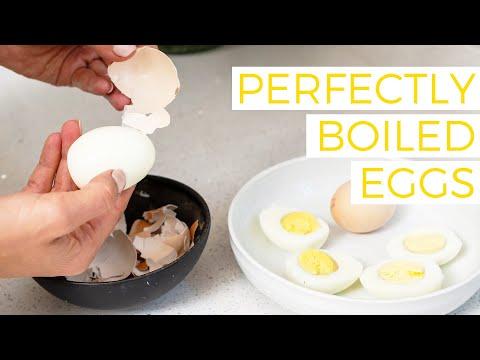 PERFECTLY BOILED EGGS || EAT BURN SLEEP