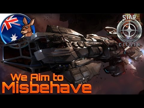 Star Citizen: Piracy and Multicrew