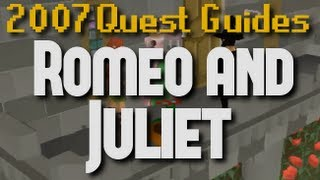 2007 Quest Guides: Romeo and Juliet