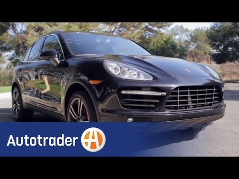 2012 Porsche Cayenne Turbo - AutoTrader New Car Review