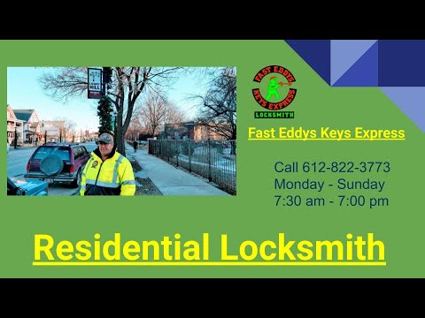 Best damn residential locksmith
