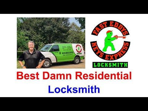 Best damn residential locksmith