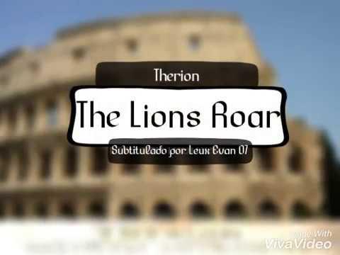 Therion- The Lions Roar (Lyrics - Sub español)