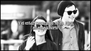 Faithfully - Glee Cast (Traducida al Español) {Cory Mointeith & Lea Michele}