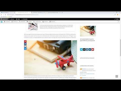 Mejorando la experiencia de usuario al crear contenido en Drupal 8 (parte 1) thumbnail
