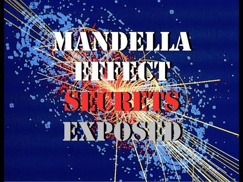 Mandela Effect Disturbing Evidence - Dimensional Time Line Shift - Why Your History Is Dead