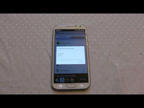 Carbon App Sync And Backup Android The Titanium Alternative On Samsung Galaxy Note 2 - Androidizen