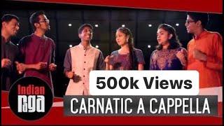 Carnatic A Cappella : Nalinakanthi