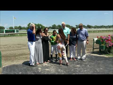 video thumbnail for MONMOUTH PARK 6-30-19 RACE 4