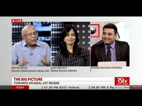 The Big Picture - Towards a foolproof Goods and Services Tax