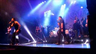 Van Canto Fear Of The Dark Live Frankfurt 14 12 2014