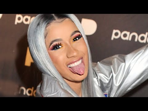 Cardi B Reacts To Fans Dissing Her Netflix Show   Hollywoodlife