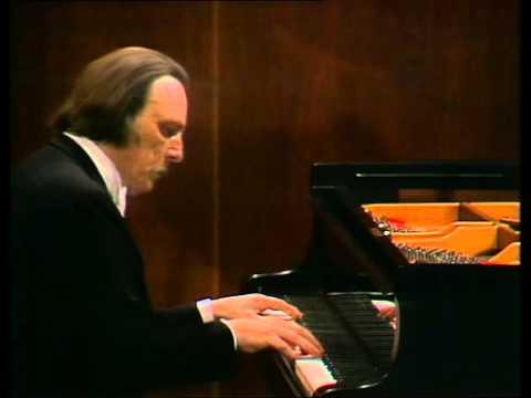 Arturo Benedetti Michelangeli Concert in Lugano,1981 (complete)