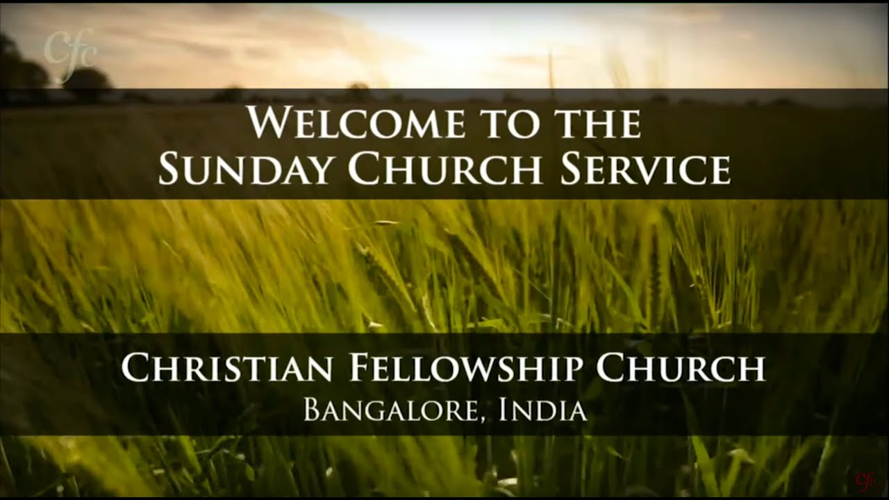 18th October 2020 - Sunday Church Service | Starting Well But Finishing Badly - Zac Poonen