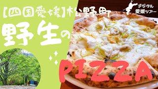 《四国松野町》水際のロッジ&世界一のピザ♪ライブコマース_デジタル愛媛ツアー