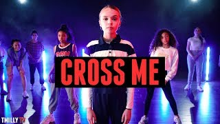 Ed Sheeran Cross Me Dance Choreography by Jake Kodish