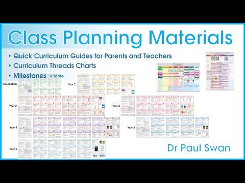 Planning Materials Video
