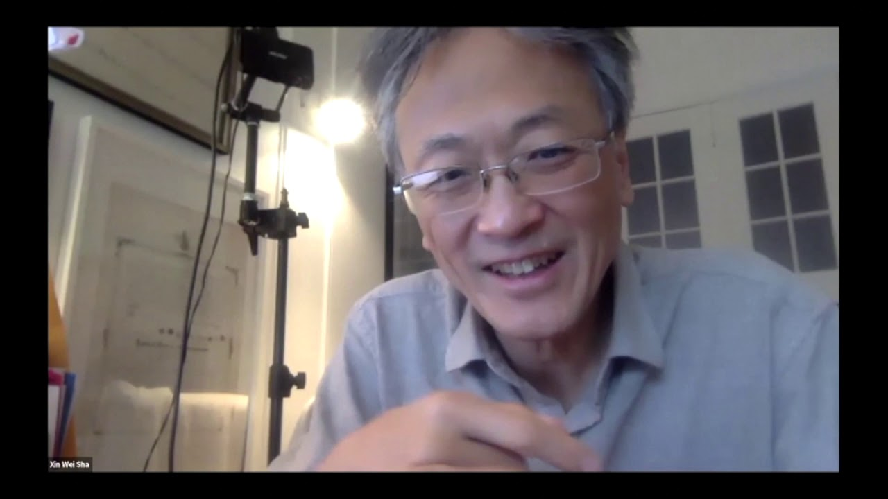 """Sha Xin Wei - Fall 2020 Lecture - """"Alter-Eco"""" - 10.04.2020 - Excerpt"""
