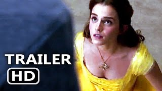 BEAUTY AND THE BEAST - Emma Watson Spot (2017) Disney Movie HD