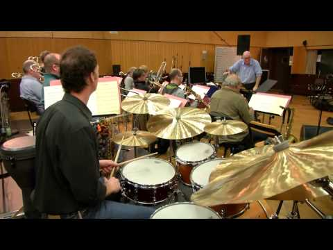 hr-Bigband feat. Oregon: Rehearsal and Interview with Jim McNeely